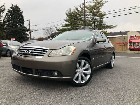 2006 Infiniti M35 for sale at Keystone Auto Center LLC in Allentown PA