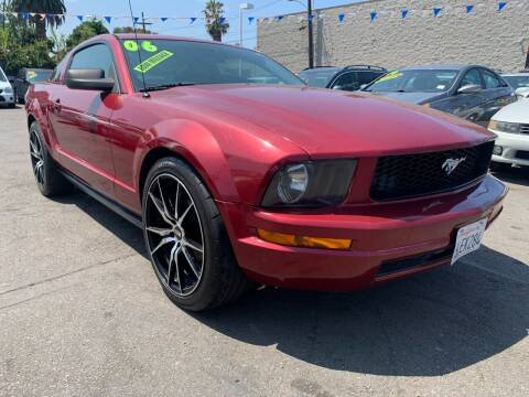 2006 Ford Mustang for sale at North County Auto in Oceanside CA