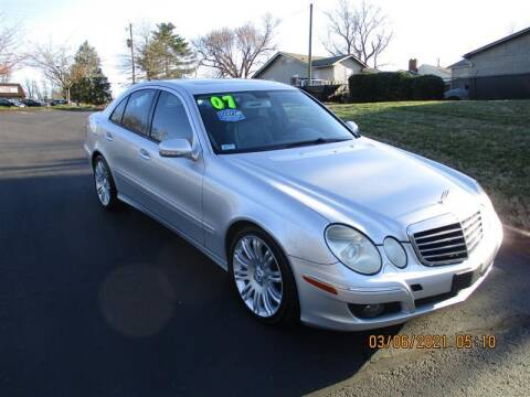 2007 Mercedes-Benz E-Class for sale at Euro Asian Cars in Knoxville TN