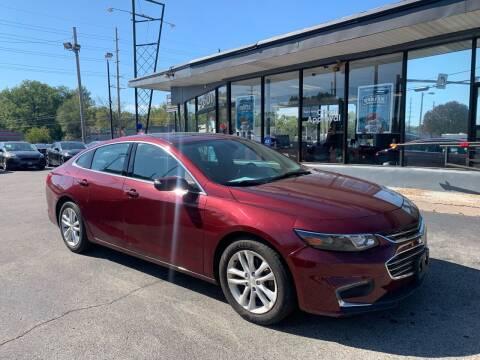2016 Chevrolet Malibu for sale at Smart Buy Car Sales in Saint Louis MO