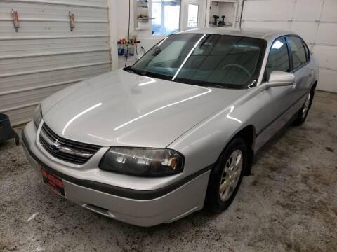 2004 Chevrolet Impala for sale at Jem Auto Sales in Anoka MN