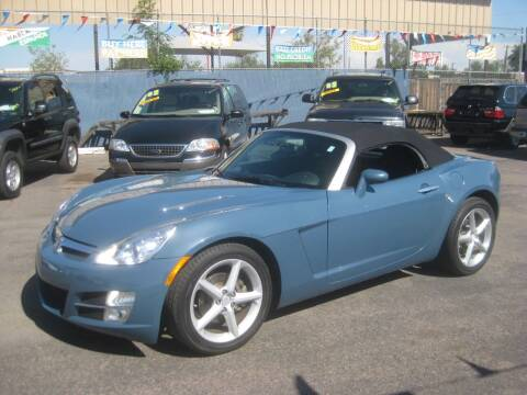 2008 Saturn SKY for sale at Town and Country Motors - 1702 East Van Buren Street in Phoenix AZ