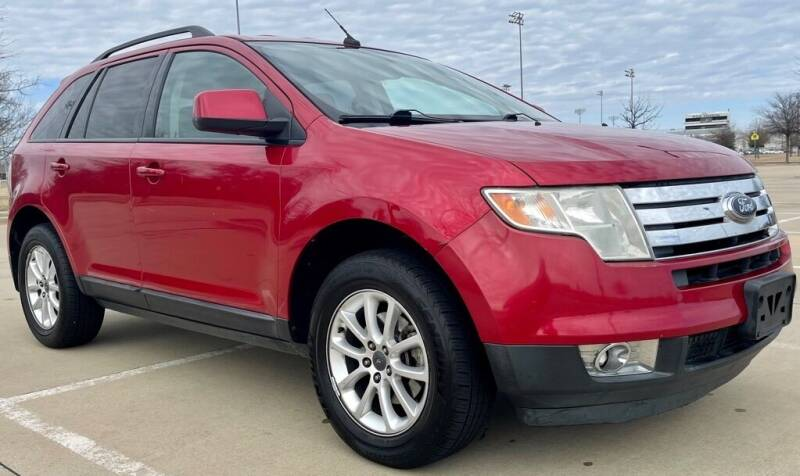 2010 Ford Edge for sale at Driveline Auto Solution, LLC in Wylie TX