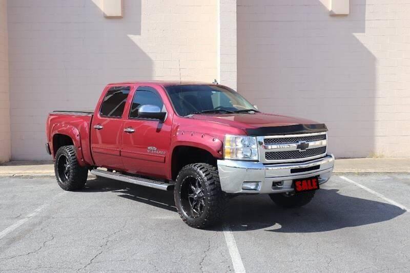 2013 Chevrolet Silverado 1500 for sale at El Patron Trucks in Norcross GA
