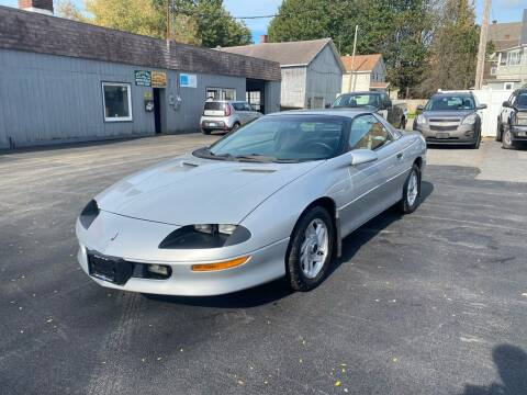 1996 Chevrolet Camaro for sale at Midtown Autoworld LLC in Herkimer NY