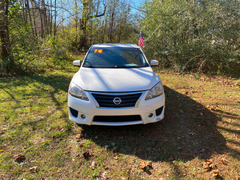 2014 Nissan Sentra for sale at Midtown Motors in Greenbrier TN