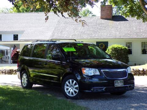 2015 Chrysler Town and Country for sale at The Auto Barn in Berwick ME