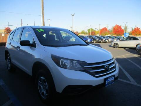2014 Honda CR-V for sale at Choice Auto & Truck in Sacramento CA