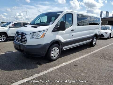 2015 Ford Transit Passenger for sale at Vans Vans Vans INC in Blauvelt NY