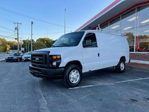 2014 Ford E-Series Cargo for sale at USA Motor Sport inc in Marlborough MA