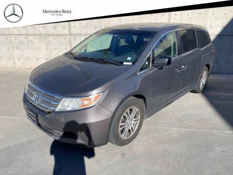 2011 Honda Odyssey for sale at Stephen Wade Pre-Owned Supercenter in Saint George UT