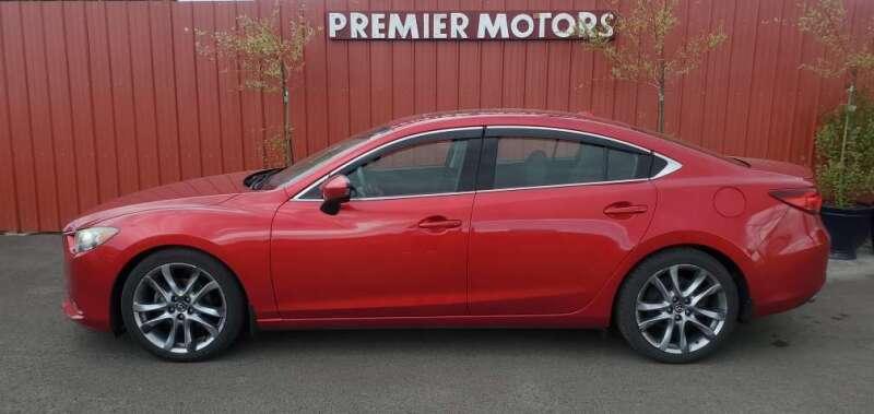 2014 Mazda MAZDA6 for sale at PREMIERMOTORS  INC. in Milton Freewater OR