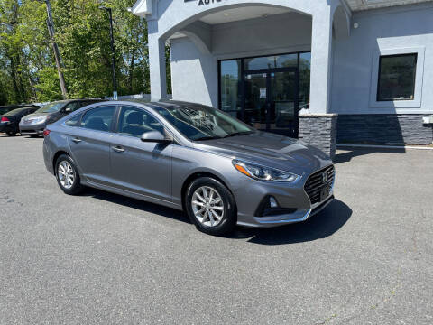 2018 Hyundai Sonata for sale at Mr. Minivans Auto Sales - Priority Auto Mall in Lakewood NJ