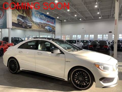 2015 Mercedes-Benz CLA for sale at Godspeed Motors in Charlotte NC