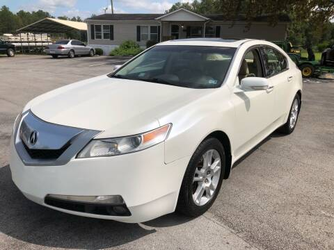 2010 Acura TL for sale at IH Auto Sales in Jacksonville NC