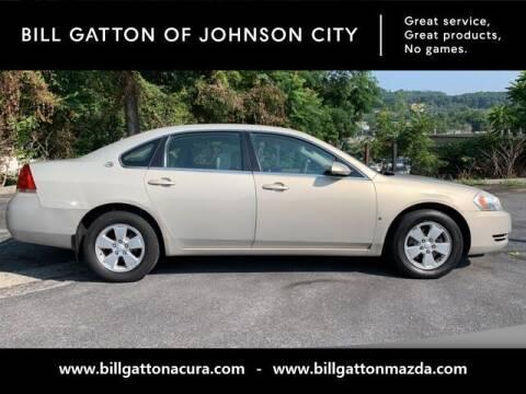 2008 Chevrolet Impala for sale at Bill Gatton Used Cars - BILL GATTON ACURA MAZDA in Johnson City TN