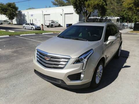 2017 Cadillac XT5 for sale at Best Price Car Dealer in Hallandale Beach FL