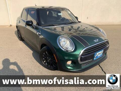 2016 MINI Hardtop 4 Door for sale at BMW OF VISALIA in Visalia CA