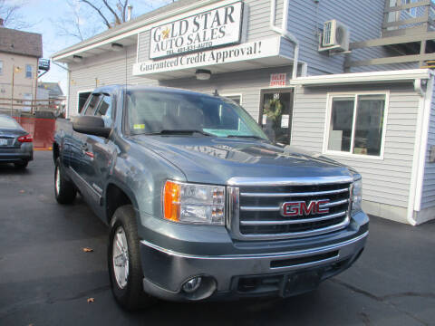 2013 GMC Sierra 1500 for sale at Gold Star Auto Sales in Johnston RI