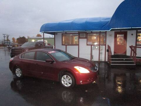 2010 Nissan Altima for sale at Jim's Cars by Priced-Rite Auto Sales in Missoula MT