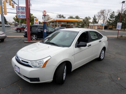2011 Ford Focus for sale at Premier Auto in Wheat Ridge CO