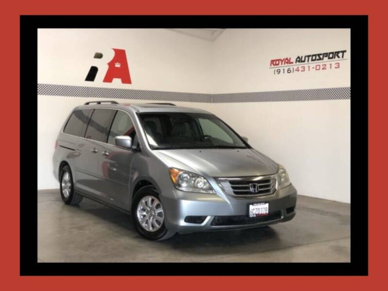 2008 Honda Odyssey for sale at Royal AutoSport in Sacramento CA