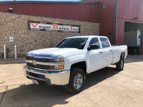 2017 Chevrolet Silverado 2500HD for sale at Vogel Sales Inc in Commerce City CO