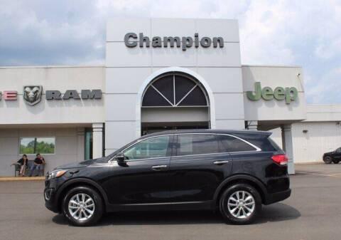 2018 Kia Sorento for sale at Champion Chevrolet in Athens AL