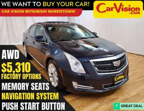 2016 Cadillac XTS for sale at Car Vision Mitsubishi Norristown in Trooper PA