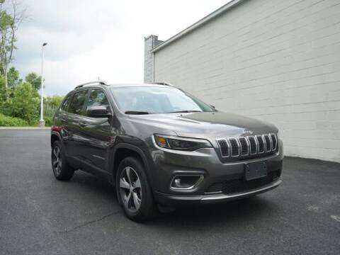 2019 Jeep Cherokee for sale at Ron's Automotive in Manchester MD