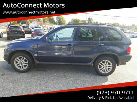 2006 BMW X5 for sale at AutoConnect Motors in Kenvil NJ