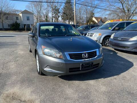 2008 Honda Accord for sale at Auto Gallery in Taunton MA