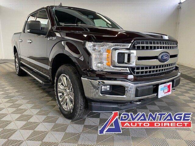 2019 Ford F-150 for sale at Advantage Auto Direct in Kent WA