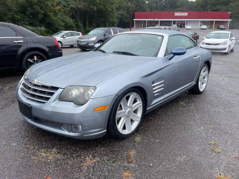2004 Chrysler Crossfire for sale at Certified Motors LLC in Mableton GA