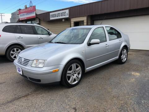 2002 Volkswagen Jetta for sale at WINDOM AUTO OUTLET LLC in Windom MN