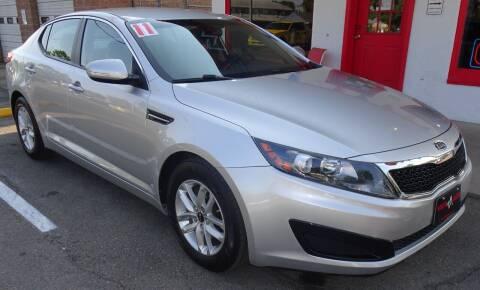 2011 Kia Optima for sale at VISTA AUTO SALES in Longmont CO
