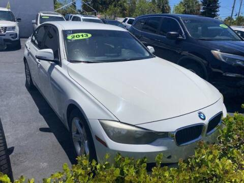 2013 BMW 3 Series for sale at Mike Auto Sales in West Palm Beach FL
