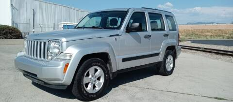 2012 Jeep Liberty for sale at AUTOMOTIVE SOLUTIONS in Salt Lake City UT