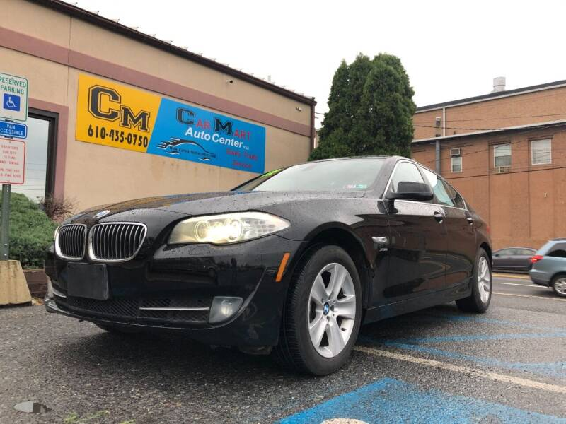 2012 BMW 5 Series for sale at Car Mart Auto Center II, LLC in Allentown PA