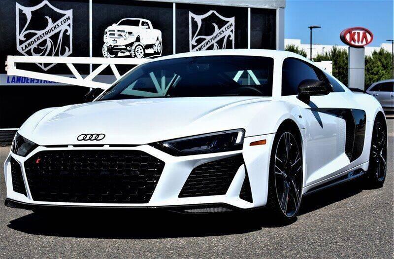 2020 Audi R8 for sale at Landers Motors in Gresham OR