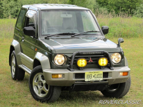 1995 Mitsubishi PAJERO JR for sale at Isuzu Classic in Cream Ridge NJ