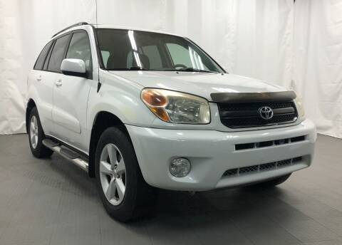 2004 Toyota RAV4 for sale at Direct Auto Sales in Philadelphia PA