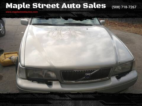 2000 Volvo S70 for sale at Maple Street Auto Sales in Bellingham MA