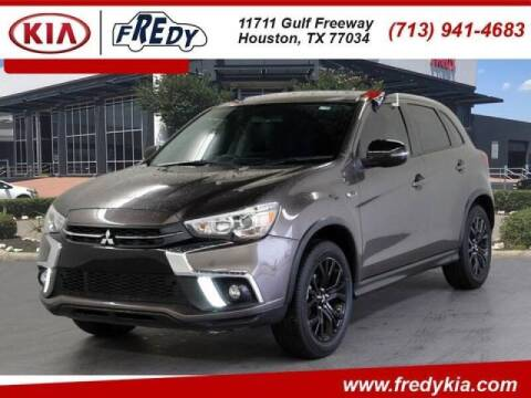 2018 Mitsubishi Outlander Sport for sale at FREDYS CARS FOR LESS in Houston TX