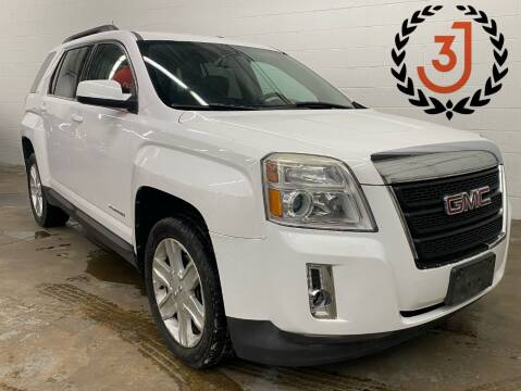 2010 GMC Terrain for sale at 3 J Auto Sales Inc in Arlington Heights IL