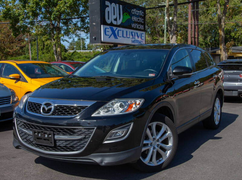 2012 Mazda CX-9 for sale at EXCLUSIVE MOTORS in Virginia Beach VA