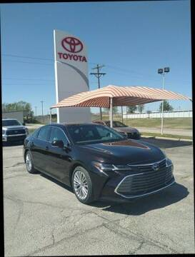 2020 Toyota Avalon for sale at Quality Toyota in Independence KS