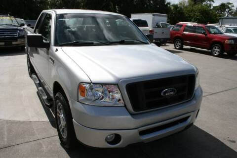 2008 Ford F-150 for sale at Mike's Trucks & Cars in Port Orange FL