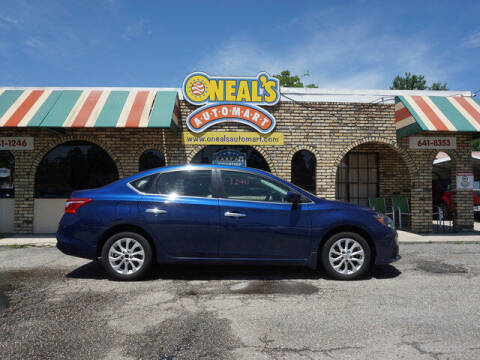 2017 Nissan Sentra for sale at Oneal's Automart LLC in Slidell LA