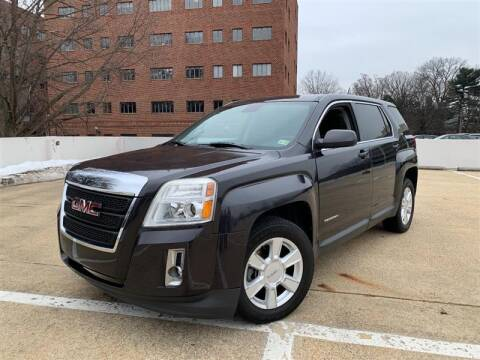 2013 GMC Terrain for sale at Crown Auto Group in Falls Church VA